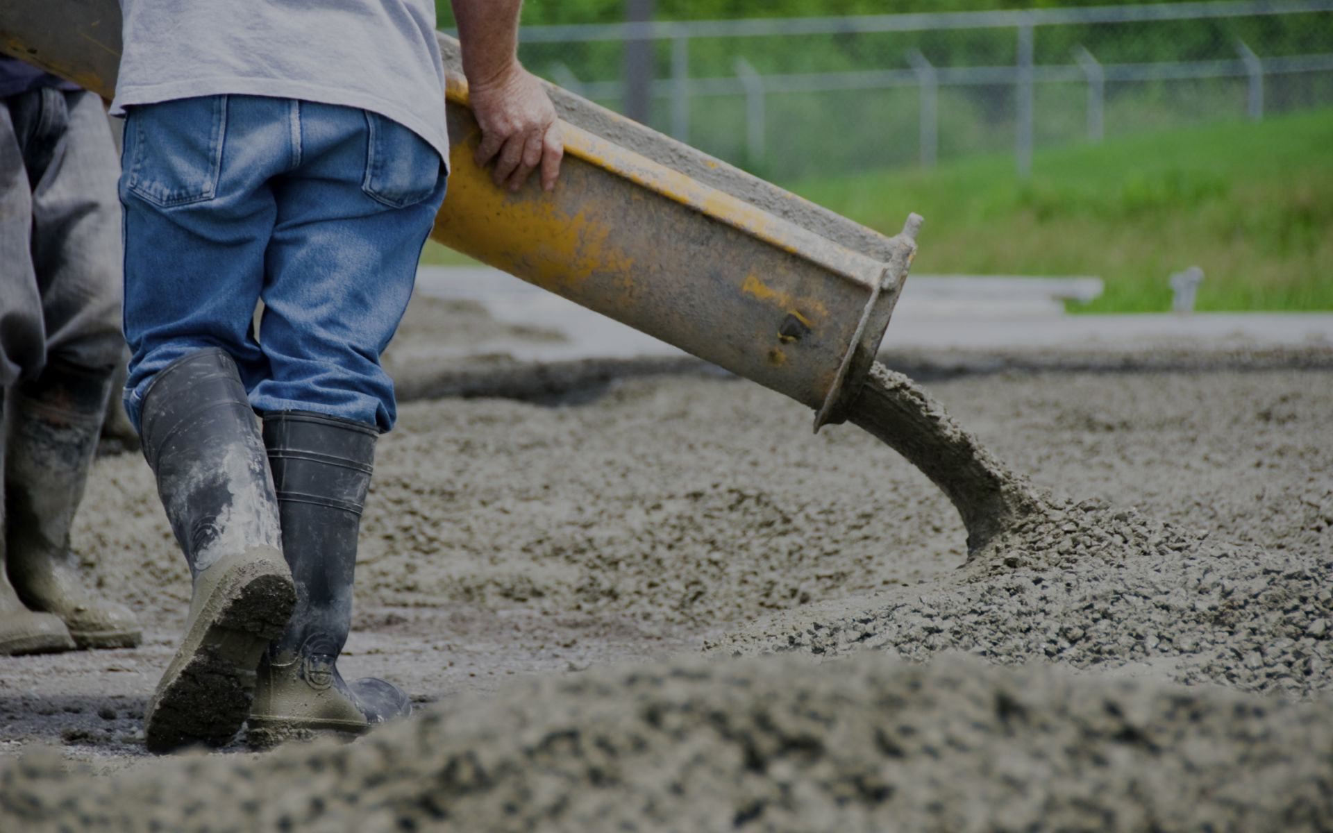 The Mobile Concrete Solution